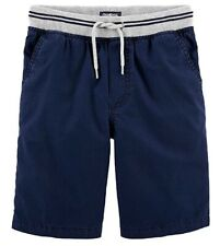 OshKosh BGosh Boys Pull-On Shorts - Navy