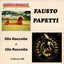 Fausto Papetti – 30ª Raccolta + 10ª Raccolta CD NEW