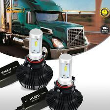 2004-2015 Volvo VNL VNM 630 670 730 780 White LED H8/H9/H11 Headlight Bulbs Kit