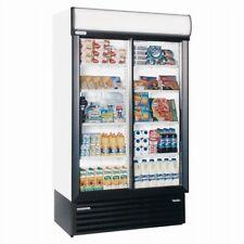 More details for  staycold sd1140 2 sliding glass door shop display fridge graded @ £999+vat