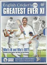 English Cricket's Greatest Ever XI DVD