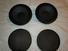 "a/d/s ADS CS700  7.5"" Subwoofers (PAIR) Old School Rare MINT MINT"