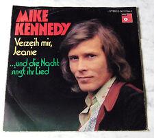 Mike Kennedy ... und die Nacht .. 1974 BASF Single