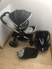 iCandy Peach 2 In 1 Pushchair/Travel System n Truffle With Pebble Plus Seat