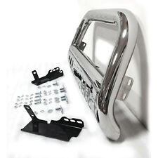 For 2007-2013 Silverado/Sierra 1500 Chrome Front Bumper Bull Bar Grille Guard