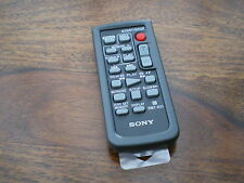 SONY RMT-831 WIRELESS REMOTE CONTROL RMT831 RMT 831 FOR SR PC HDR DVD HC RANGE