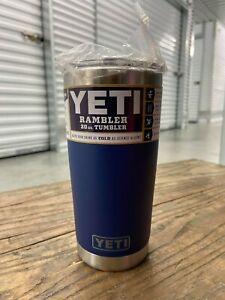 YETI Rambler 20 oz Tumbler| Stainless Steel 18/8| Vacuum Insulated |MagSlider Li