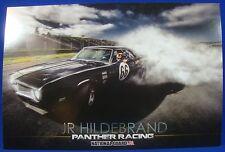 JR Hildebrand National Guard Indianapolis 500 Hero Card IndyCar Panther Racing