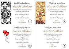 Personalised Wedding Package - Cost Varies