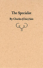 """Letterpress -The Specialist, by """"Chic"""" Sale . . . Outhouse Construction!"""