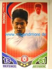Match Attax World Stars - Hong Yong-Jo - Nordkorea