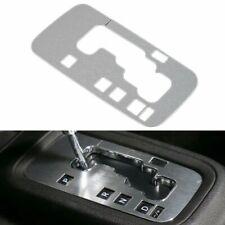 Silver Aluminum Interior Trim Gear Frame Cover for Jeep Wrangler Jk 2012-2018