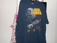 Star Wars T-Shirt***Blue***Size 2XL**New w/ Tag**Nice!