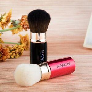 Mini Makeup Brushes Powder Foundation Blending Blush Retractable Face Brush
