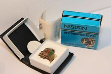 NISSIN SYNCRO EYE UNIT for OFF CAMERA SLAVE FLASH WORK, TESTED BOXED, CASED (93)
