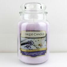 Yankee Candle Classic Jar 623 g Honey Lavender Gelato