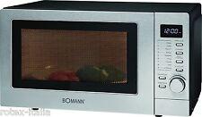 Forno a microonde grill Bomann trivalente 20 litri 1350 W MWG 2285 H - Rotex