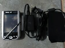 Dell Axim X51 520Mhz Windows Mobile Mini Handheld Pda with case & charger