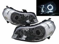 SX4 MK1 07-13 4D/5D Guide LED Angel-Eye Projector Headlight CH US for SUZUKI LHD