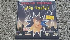 Evelyn Thomas - High energy 12'' Disco Vinyl Germany