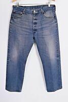 Vintage LEVI'S 501 XX Button Fly Hige Denim Jeans USA Mens Size 38x33