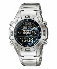 AMW-703D-1A Casio Men's Watches Stainless Steel Band New