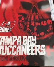 2018 TAMPA BAY BUCCANEERS YEARBOOK NFL BRAND NEW JAMEIS WINSTON MIKE EVANS