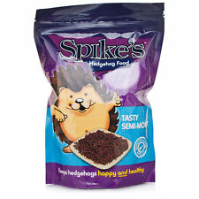 Spikes Hedgehog Tasty Semi Moist Food 1.3kg for Adult and Baby Hoglets Feeding