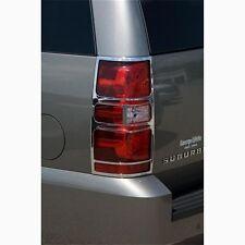Tail Light Cover-Chrome AUTOZONE/PUTCO 400824