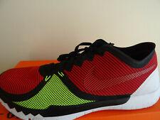 Nike Free trainer 3.0 V4 trainers sneakers 749361 066 uk 10 eu 45 us 11 NEW+BOX