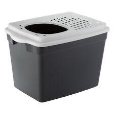 Toilette JUMPY Ferplast lettiera gatto gatti apertura coperchio facile pulizia
