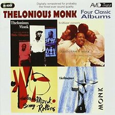 Thelonious Monk - Four Classic Albums: Thelonious Monk Plays The [CD]