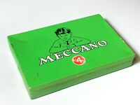 Vintage Meccano Tin Box Numbered - Meccano Toys Tin Box 4 - Meccano Tin Box