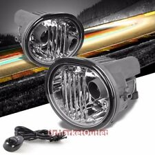 Clear Lens Chrome Housing Front Fog Light/Lamp For Toyota 03-08 Matrix/tC/Vibe