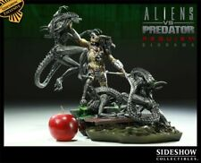 SIDESHOW ALIENS VS PREDATOR REQUIEM DIORAMA EXCLUSIVE EDITION