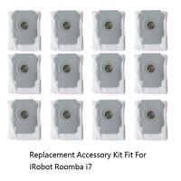 Dirt Disposal Vacuum Bags Fit For iRobot Roomba i7 Clean Base Vacuum