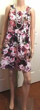 Ladies Floral dress size M Dotti brand