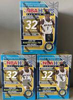 2019-2020 Panini NBA Hoops Premium Stock Blaster Box SEALED (Lot 3 Boxes)