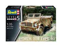 RV03271 - Revell 1:3 Échelle 5 Kit Modélisme - Horch 108 Type 40