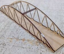 00 Gauge 870mm Span Twin Bowstring Tavy Railway Bridge