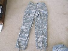 US  ARMY ACU PANTS  SIZE SMALL - LONG