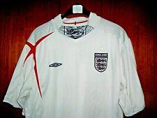 England Football Shirt Umbro 2005/7 Home Shirt size XXL 46/48