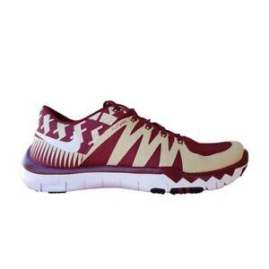 Nike Men's Free Trainer 5.0 V6 AMP Florida State Seminoles Sz 8 NEW 723939-605
