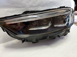 Headlight Full LED LH Driver Fit 2018-2020 Buick Regal Sportback TourX 39050376