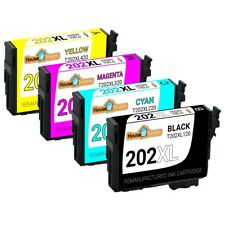 202 XL T202XL Remanufactured Ink Cartridges for Epson Expression XP-5100 Printer