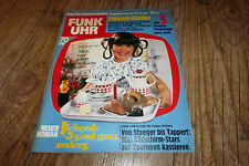 Funk Uhr Nr.19 1979/ Musikladen uvm /Tv prg 12-18.5