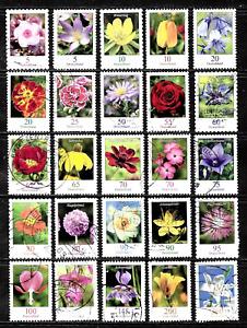Germany ..  Beautiful Flowers , Splendid Collection .. 4397