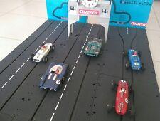 Nice Vintage Original Carrera 132 1:32 Slot Car Collection 5 Cars