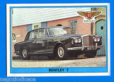 SUPER AUTO - Panini 1977 -Figurina-Sticker n. 61 - BENTLEY T -Rec