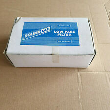 SOUNDLAB 400HZ LOW PASS FILTER FOR PASSIVE SPEAKER 300W 8 OHM *FREE UK P&P*